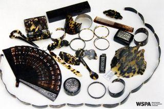Tortoiseshell items